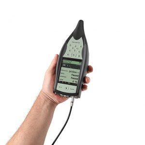 Brüel & Kjaer 2250-W Анализатор за вибрационни измервания Image