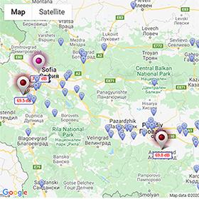 WEBNOISE.eu приложение на СПЕКТРИ ЕООД Image